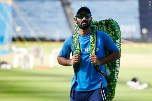 In-form Dinesh Karthik should be the designated finisher of the Indian team