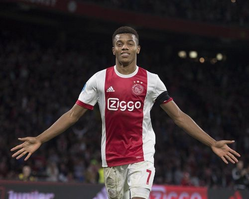 David Neres has the potential to play in a bigger league soon