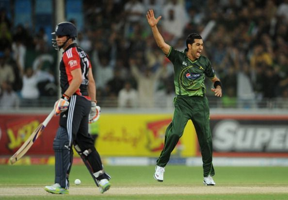 Pakistan v England - 2nd International Twenty20 Match