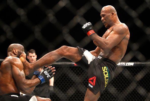 UFC 194: Souza vs. Romero