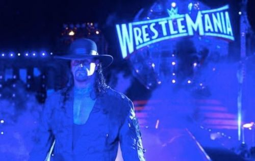 Taker's retirement is coming