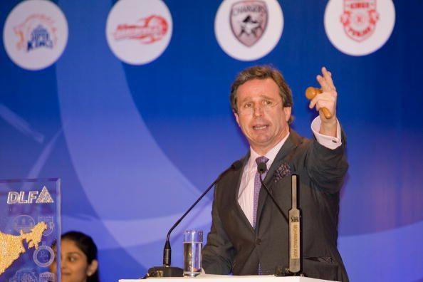 Indian Premier League Auction 2010
