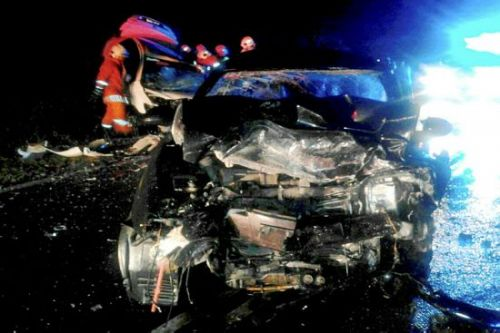 Five wrestlers were killed in a road accident. (Representational Image)