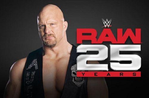 Stone Cold Steve Austin RAW 25