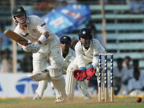 Fourth Test - Australia v India: Day 2