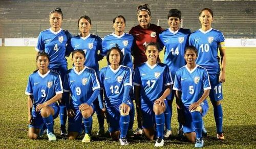 The Indian Women's Team have not able to garner positive results outside SAFF.