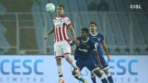 Zequinha has been one of ATK's key players