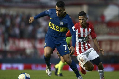 Pavon is a very skilled striker with amazing dribbling skills