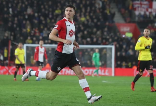 Image result for guido carrillo southampton debut