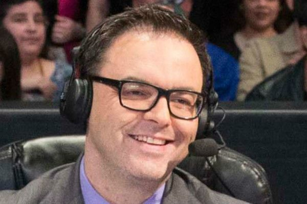 The lead play-by-play announcer of NXT was thankful to Shamrock!