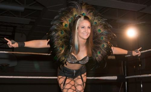Sienna is one of the pioneers of the Knockouts division
