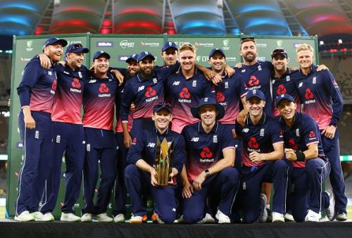 Australia v England - Game 5