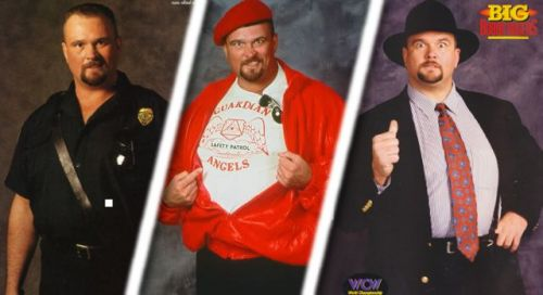 Ray Traylor had several gimmicks in his career, but none more iconic than the Big Boss Man.