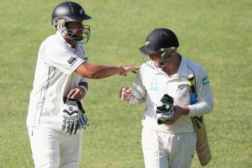 New Zealand v West Indies - First Test: Day 1