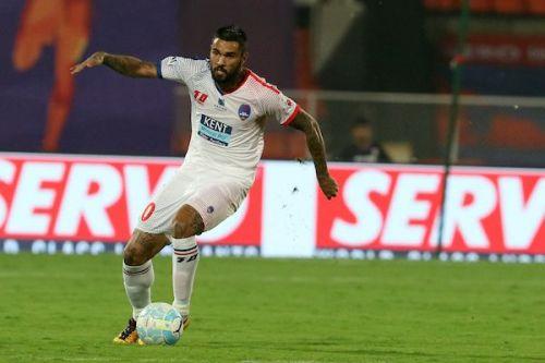Matias Mirabaje played for Delhi Dynamos FC last season