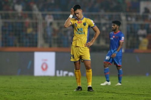 Mark Sifneos was reportedly unhappy with the new coaching staff at Kerala Blasters. (Photo: ISL)