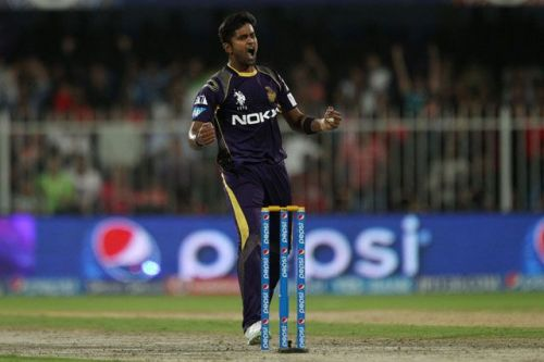Vinay Kumar last turned out for KKR in the IPL