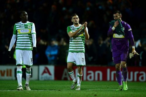 Yeovil Town were unable to capitalize on a bright start to the game