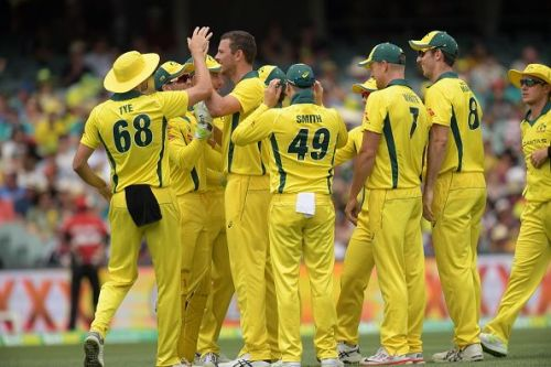Cummims and Hazlewood gave Australia their first win of the ODI series