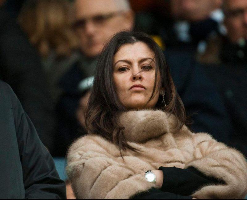 Transfer tsarina Marina Granovskaia and Conte have been at odds over transfers
