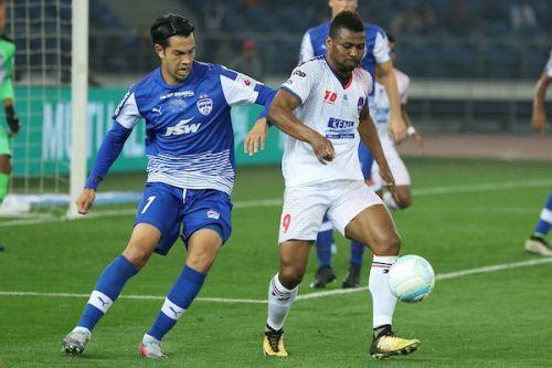Delhi Dynamos sprung a huge upset