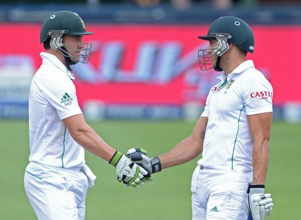 South Africa v India - 1st Test Day 5