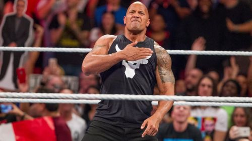 The Rock reportedly refused to work a match against Shawn Michaels