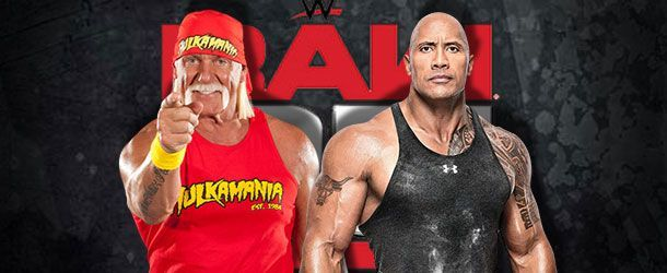 Hogan and The Rock are two of the biggest stars of all time