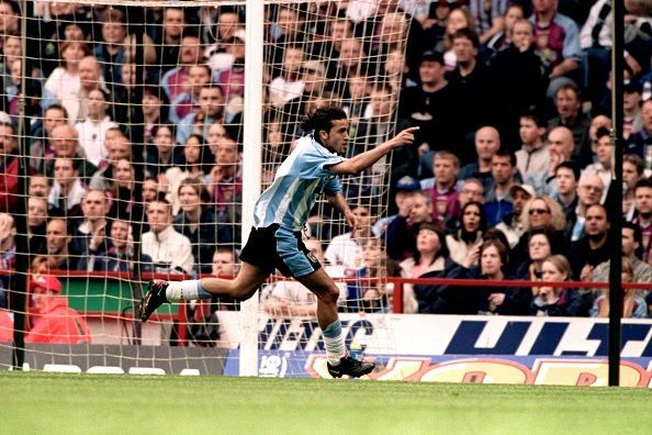 Mustapha Hadji spent the peak of his powers at lowly Coventry