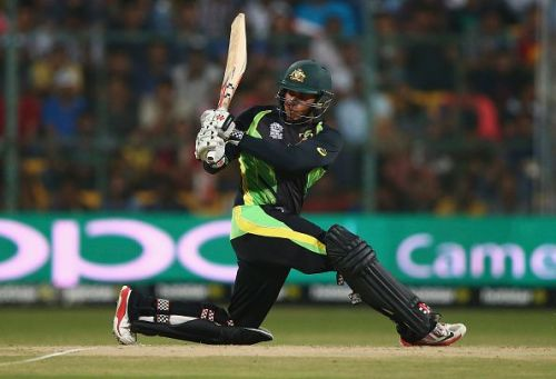 ICC World Twenty20 India 2016: Australia v Bangladesh