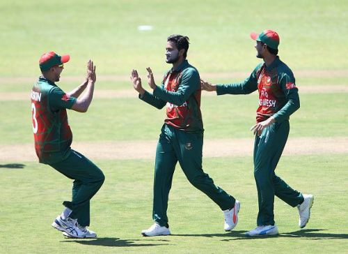 Skipper Shakib Al Hasan will not feature in Bangladesh's first two matches