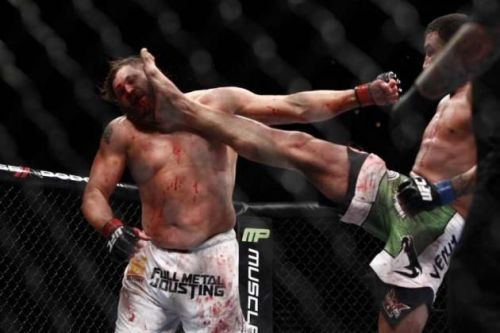Image result for Roy Nelson iron chin