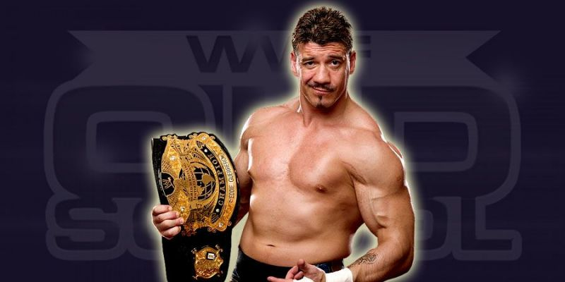 Eddie Guerrero won the WWE Championship once only