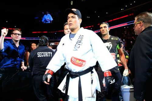UFC Fight Night: Machida vs Rockhold