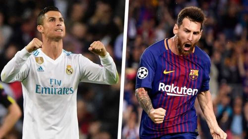 Ronaldo and Messi are one of the best players of all time