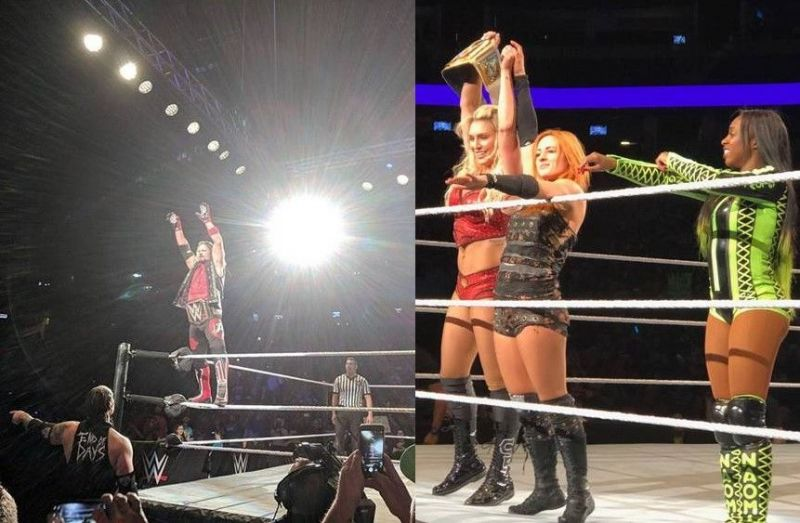 WWE put forth an amazing live event in Denver, CO
