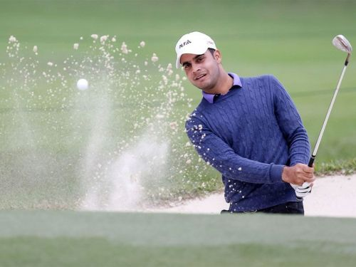 Shubhankar Sharma, who capped off 2017 at 202 in Official World Golf rankings, is the highest ranked Indian golfer now at 72