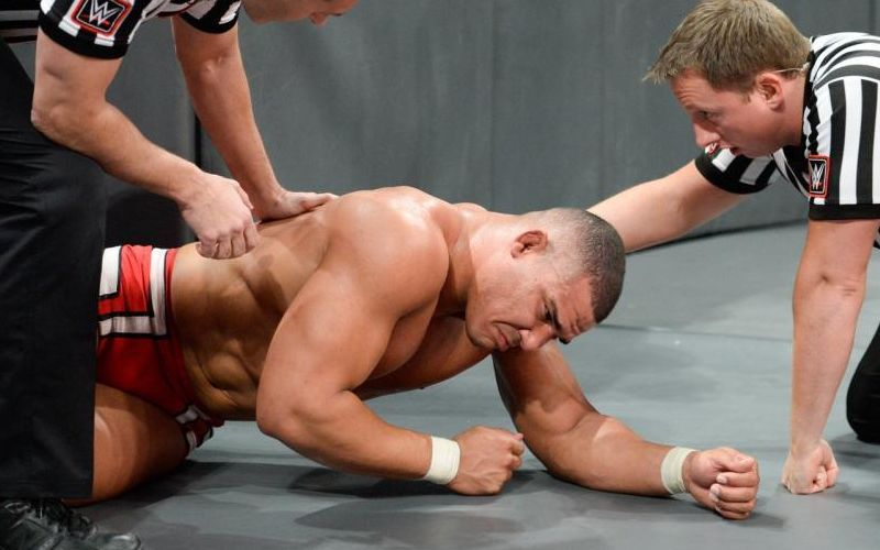 Injuries have reduced the depth of the WWE roster