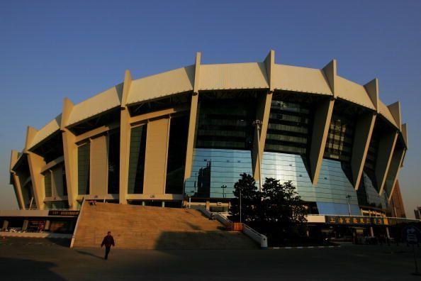 Shanghai Stadium To Host 2008 Olympic Soccer Event