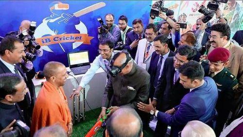 Launch of iB Cricket
