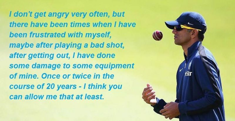 Messed Up Life Quotes: 10 Quotes By Rahul Dravid: A Man Of Few Words