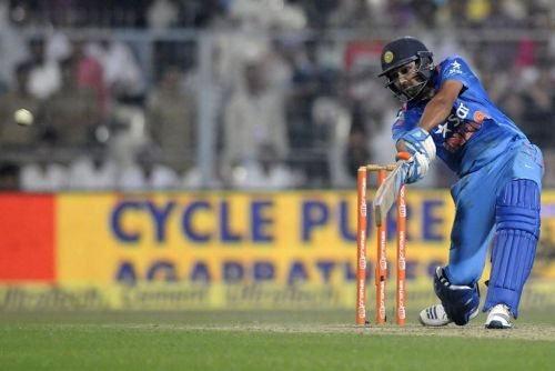 Rohit Sharma's 264 is the highest ever individual score in ODI cricket