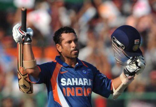 Sachin Tendulkar's ODI centuries (No.21 to No.26)