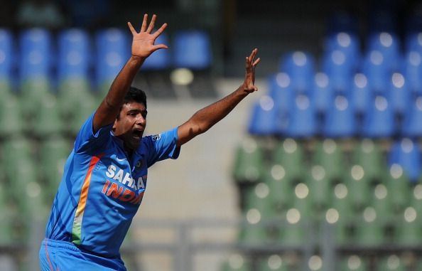 Ashwin was forced to delete his tweet after backlash from the fans