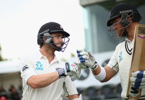 New Zealand v Australia - 2nd Test: Day 4