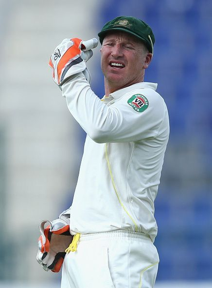 Brad Haddin Biography Achievements Career Info Records