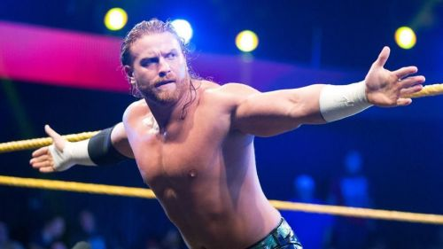 Buddy Murphy will join the WWE Cruiserweight Division