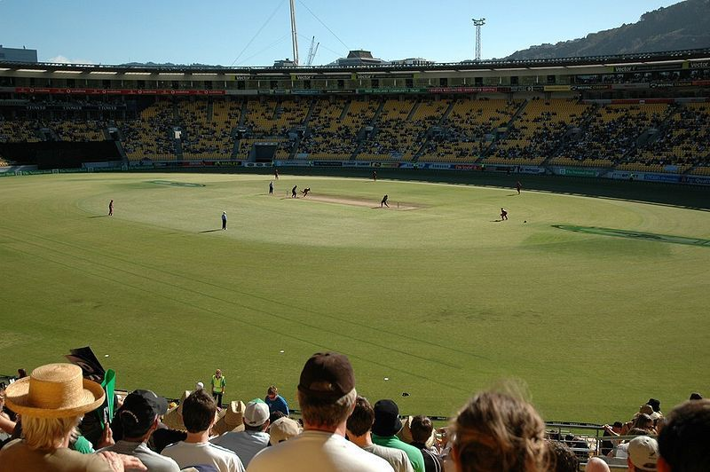 Wellington Regional Stadium