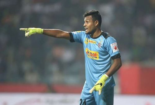 Majumder plays for ATK