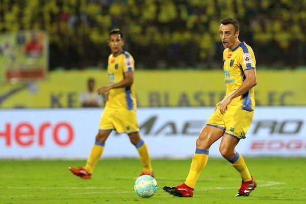 Berbatov is a Kerala Blasters player
